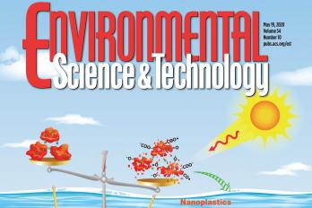Cover of Environmental, Society and Technology journal