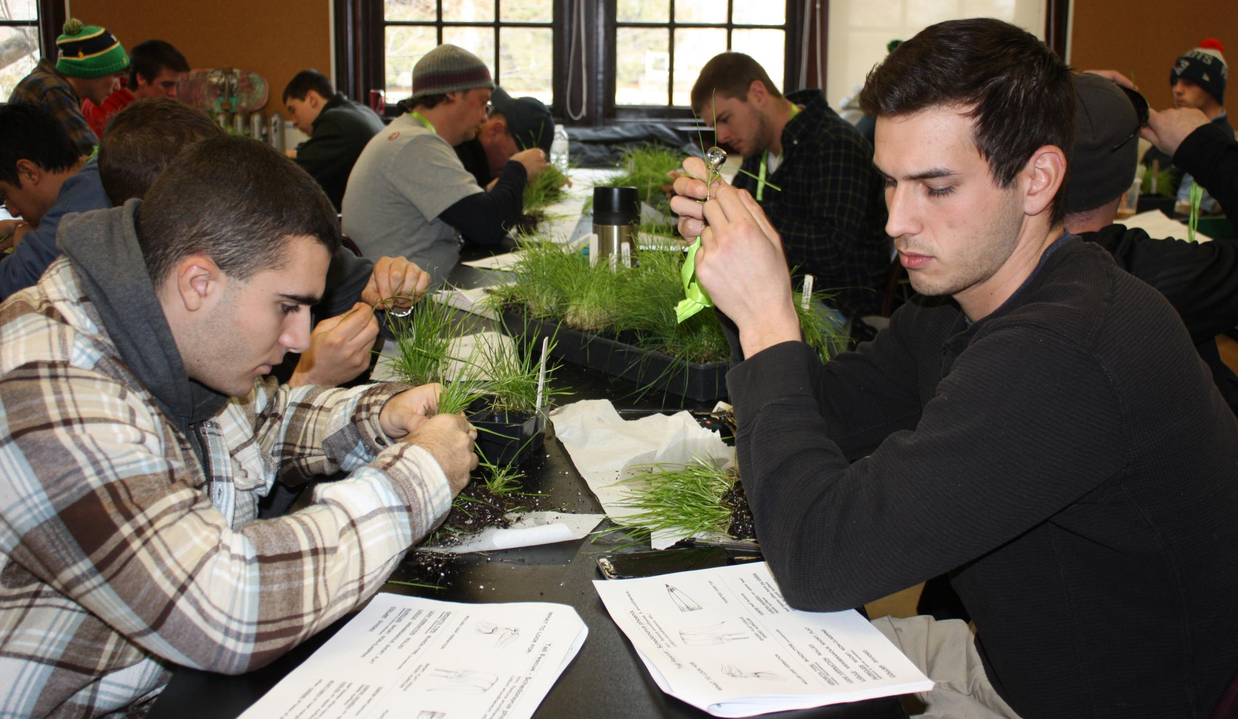 Turf Winter School